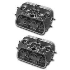 VW 1600 Based Type 1 And 2 Complete Stock Single Port Heads 85.5mm, Cut 90.5/92mm Or 94mm