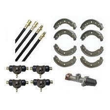 VW Bug And Super Beetle Stock Replacement Brake Kits