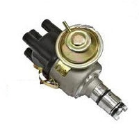 VW 009, Single Vacuum And Electronic 009 Distributor