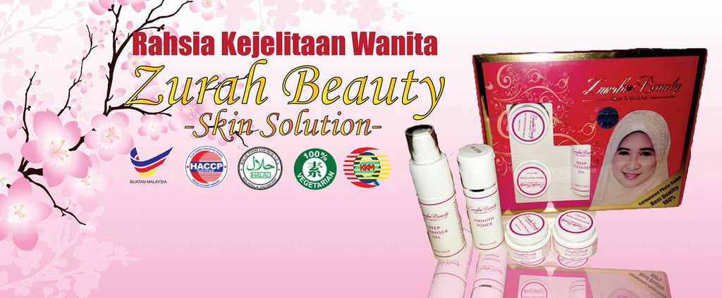 ZB-500 ( SKIN SOLUTION ) - ZURAH BEAUTY