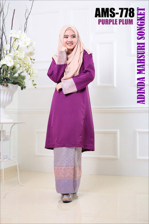 AMS-778 (PURPLE PLUM)