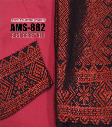 AMS-882 (RASPBERRY RED)