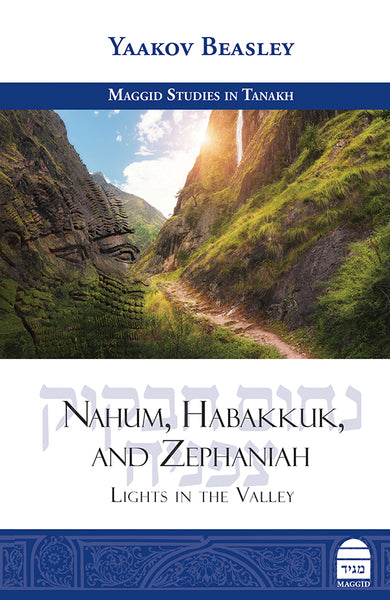 Nahum, Habakkuk, and Zephaniah