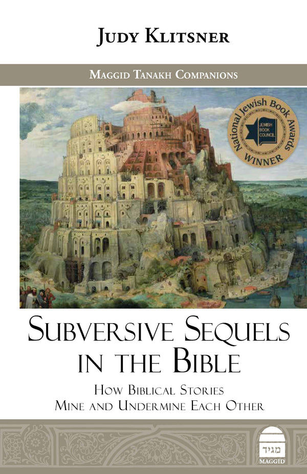 Subversive Sequels in the Bible