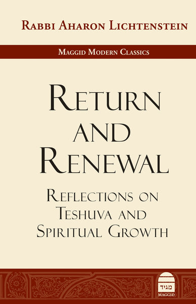 Return and Renewal