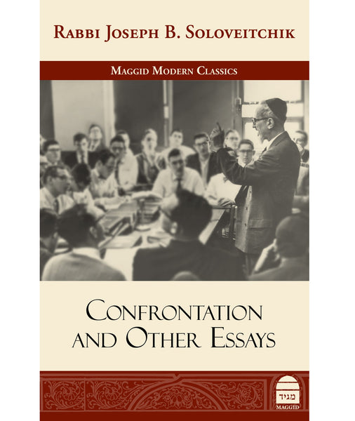 Confrontation and Other Essays