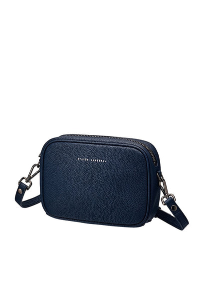 Status Anxiety | Plunder Bag - Navy Blue