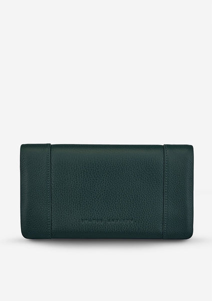 Status Anxiety | Some Type Of Love Wallet - Teal