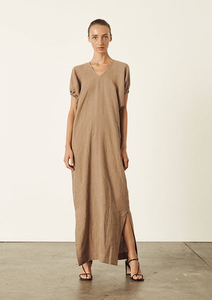 Idae | Beginning Dress - Chocolate