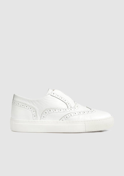 Sempre Di | Guilia Sneakers - White
