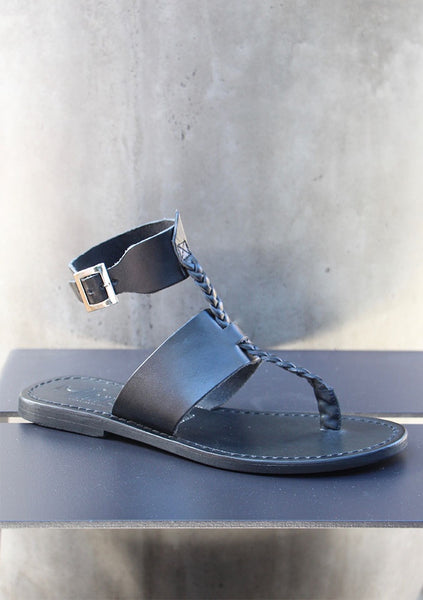Near | Art Sandal - Nero