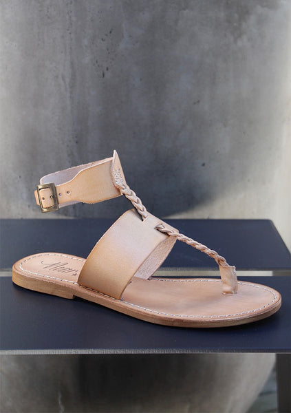 Near | Art Sandal - Naturale