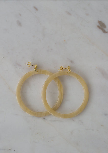 Sophie | Blondie Hoops