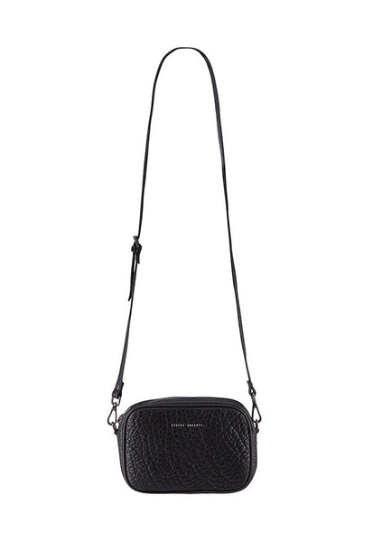 Status Anxiety | Plunder Bag - Black Bubble