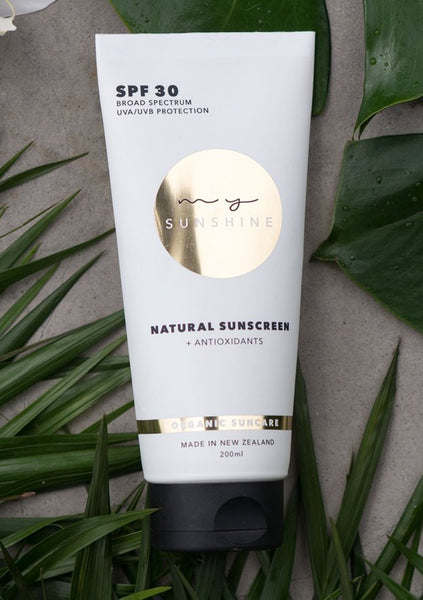 My Sunshine | SPF30 Suncream