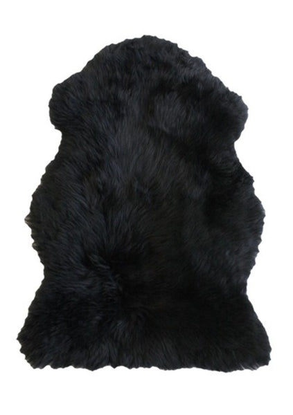 Mulberi | Cardrona Sheepskin Hide - Black