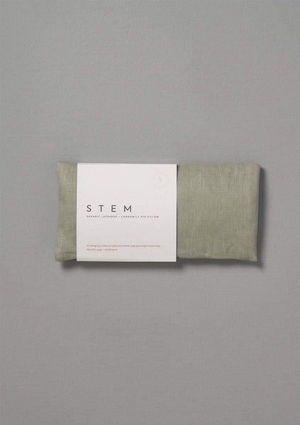 Stem | Eye Pillow - Sea Salt