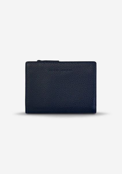 Status Anxiety | Insurgency Wallet - Navy Blue