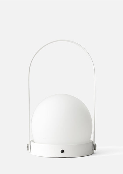 Menu | Carrie LED Lamp - White