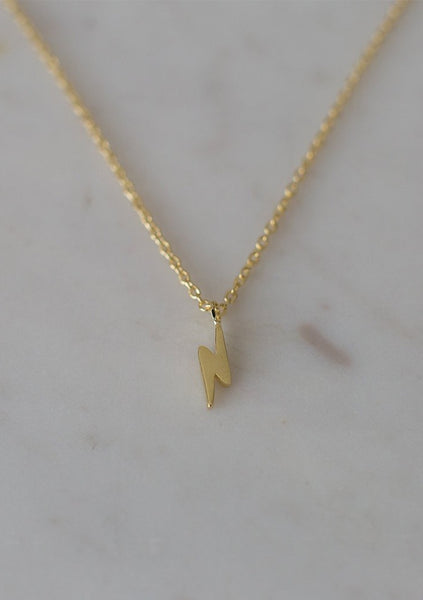 Sophie | Flashy Necklace - 14kt Gold Plated