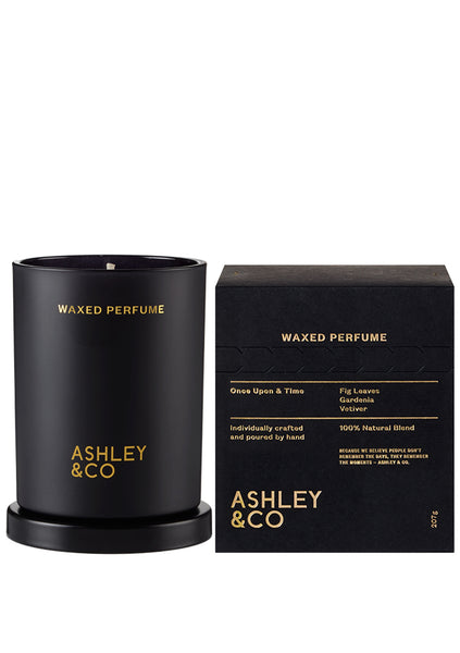 Ashley & Co | Waxed Perfume - Once Upon A Time
