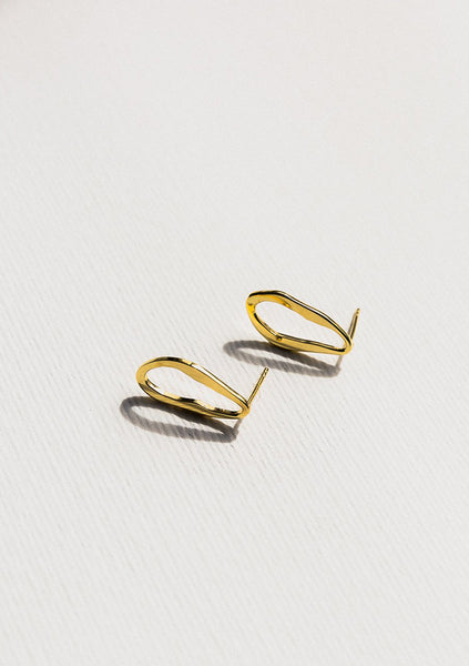 Jasmin Sparrow | Francoise Earrings - Gold