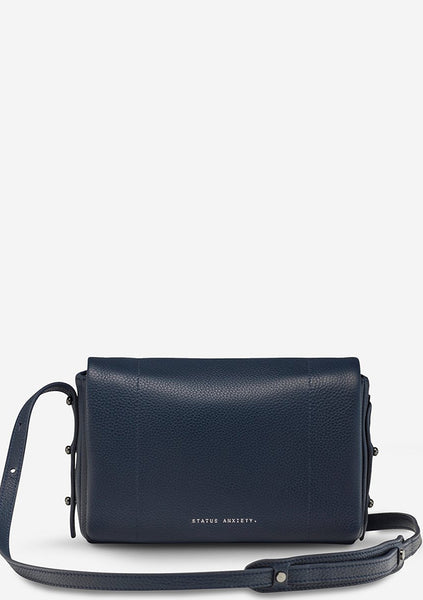 Status Anxiety | Succumb Bag - Navy Blue