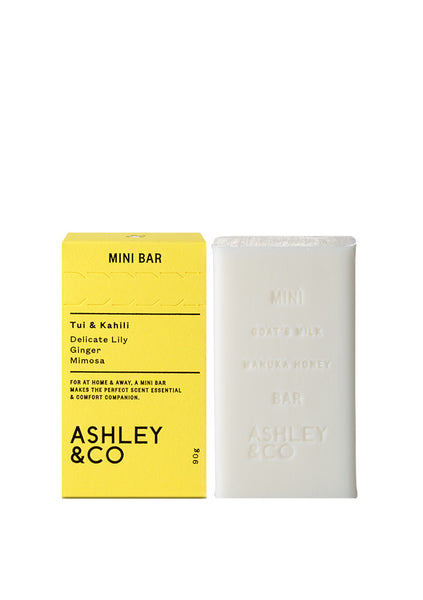 Ashley & Co | Mini Bar - Tui & Kahili