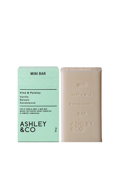 Ashley & Co | Mini Bar - Vine & Paisley