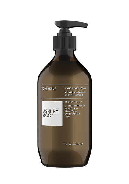 Ashley & Co | Sootherup - Blossom & Gilt 500ml