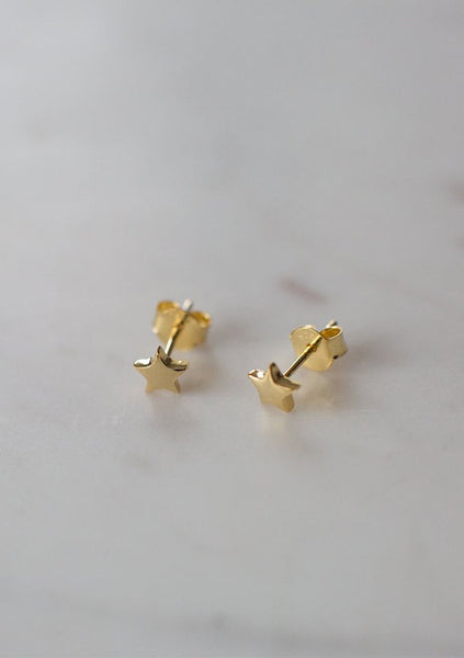 Sophie | Twinkle Stud Earrings - 14kt Gold Plated