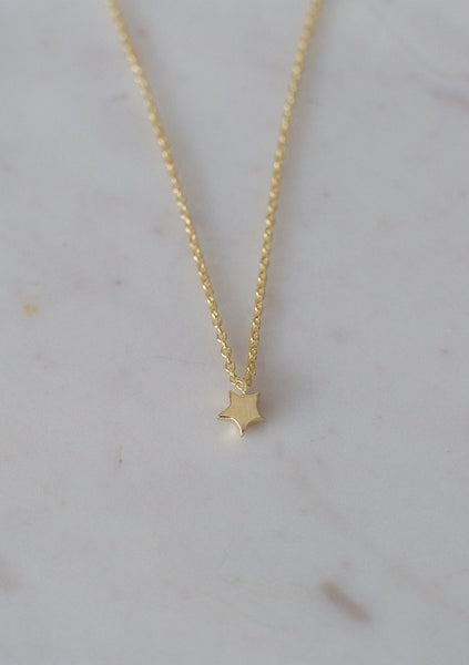 Sophie | Twinkle Necklace - 14kt Gold Plated