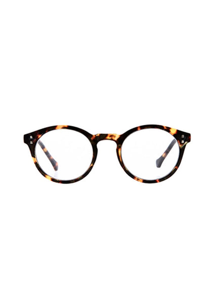 Daily Eyewear | 7am Reading - Brown Tort