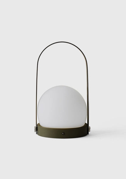 Menu | Carrie LED Lamp - Olive