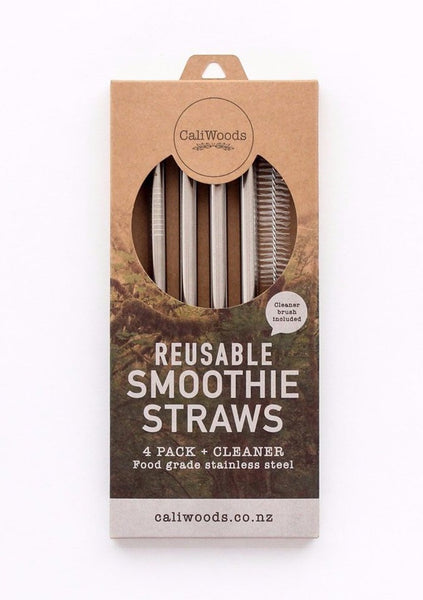 CaliWoods | Reusable Smoothie Straws