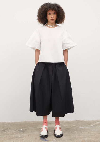 Kowtow | Origami Top - White
