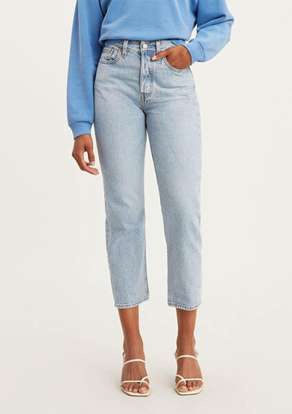Levi's | Wedgie Straight | Montgomery Baked