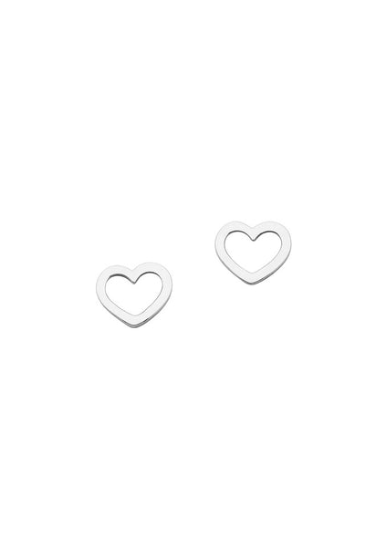 Karen Walker | Mini Heart Studs