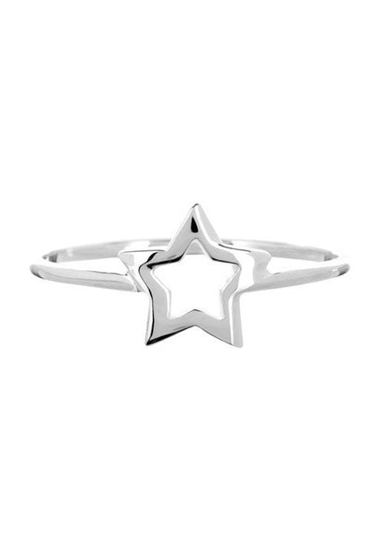 karen Walker | Mini Star Ring