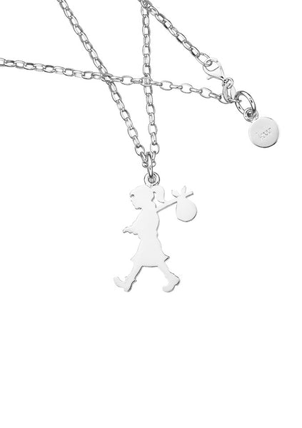Karen Walker | Runaway Girl Pendant - Large