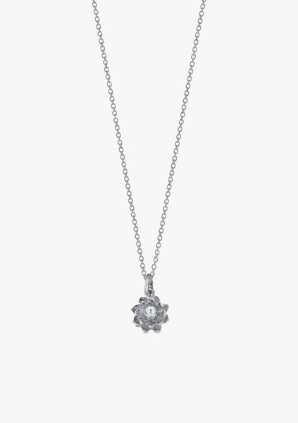 Meadowlark | Protea Charm Necklace