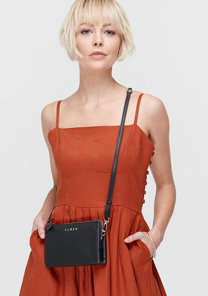 Saben | Tilly Crossbody - Black