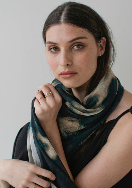 Sophie | Maxi Scarf - Mirage