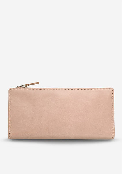 Status Anxiety | Dakota Wallet - Dusty Pink