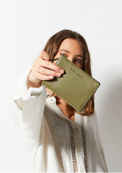 Status Anxiety | Insurgency Wallet - Khaki