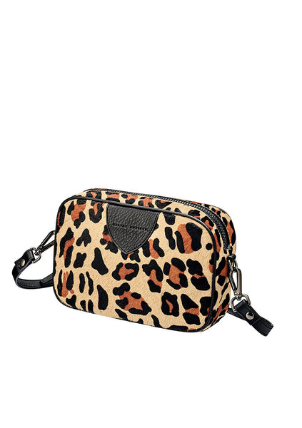 Status Anxiety | Plunder Bag - Leopard