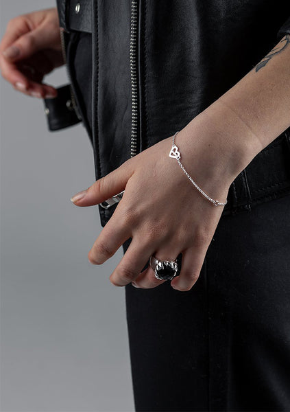 Stolen | Claw Ring - Onyx