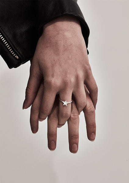 Stolen | Star ring - Sterling Silver
