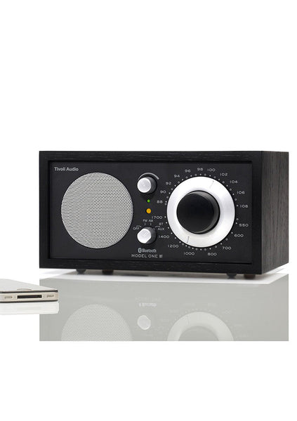 Tivoli | Model One Bluetooth radio - Black / Black Silver