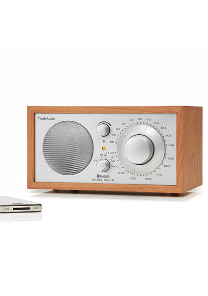 Tivoli | Model One Bluetooth radio - Cherry / Silver